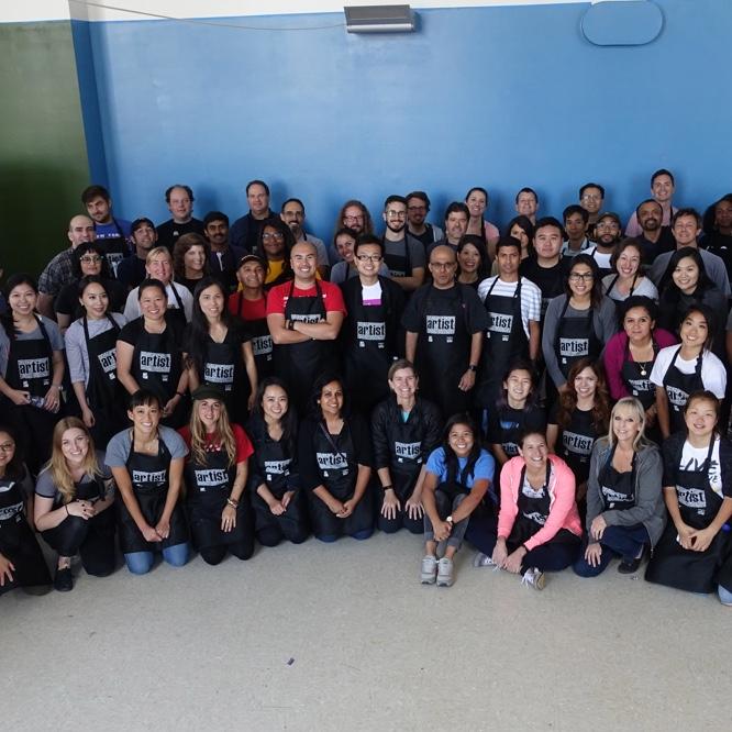 2017 Community Volunteer at MOCHA