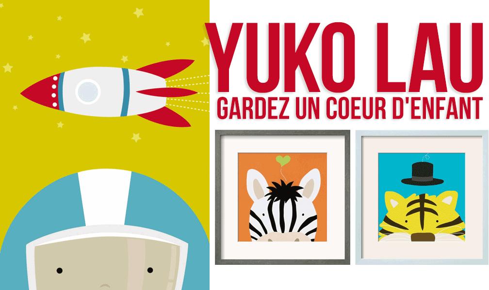 YUKO LAU Gardez Un Coeur D'Enfant