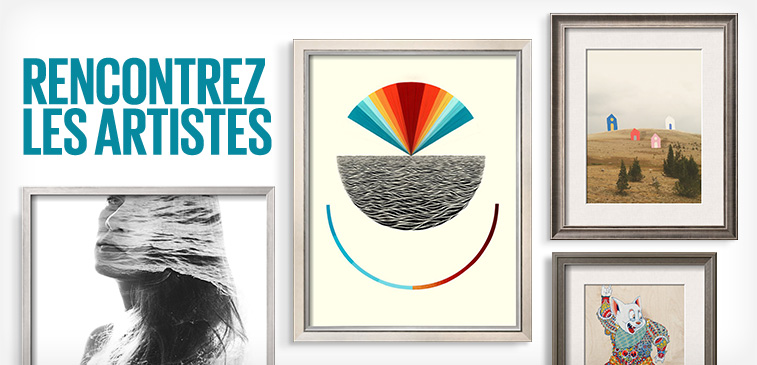 RENCONTREZ LES ARTISTES