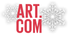 Art.com Holiday Logo