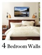 4: Bedroom Walls