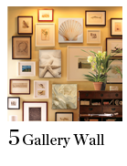 5: Gallery Wall