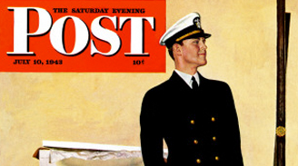 Non-Rockwell Covers (Saturday Evening Post) Posters and Prints
