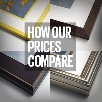 How our prices compare