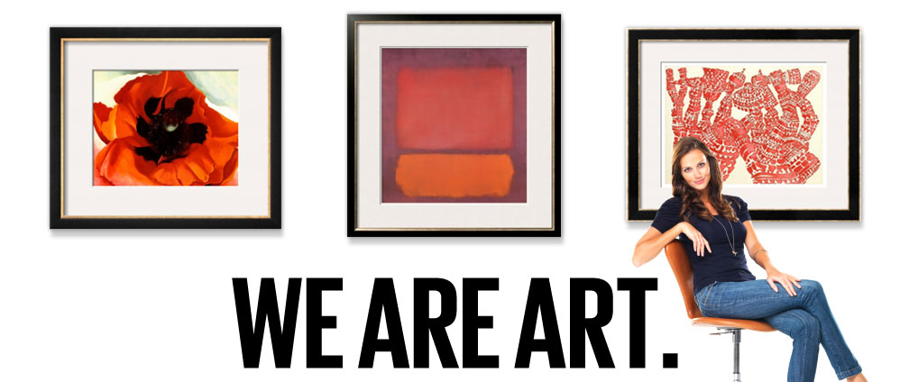 We Are Art.
