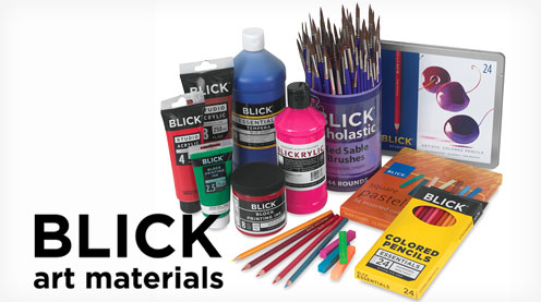 Art Supplies from Blick