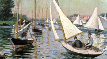 Impressionists on the Water - Legion of Honor Museum