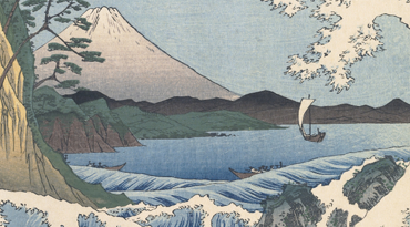 Japanese Prints - Legion of Honor Museum