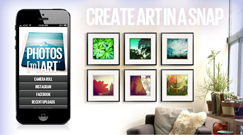 Create Art in a Snap