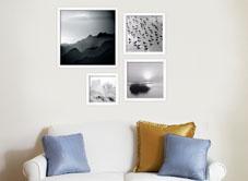 art for living room at art