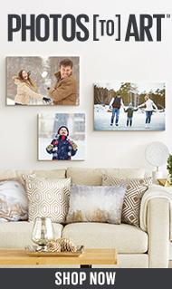 Photos to Art - Shop Now