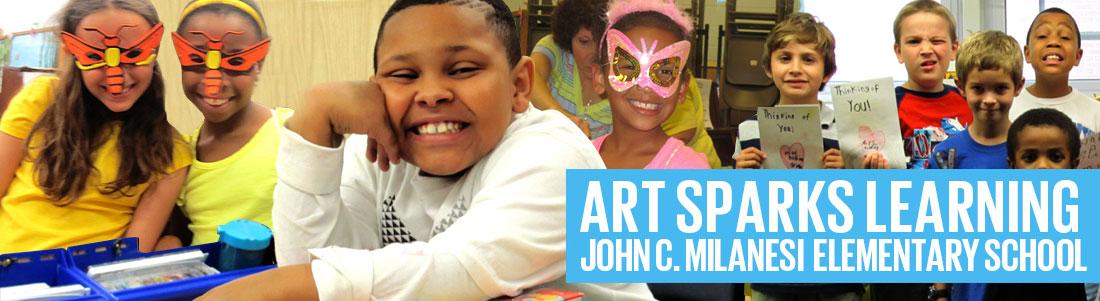 John C Milanesi Elementary School