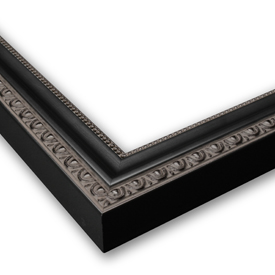 Parma Black frame