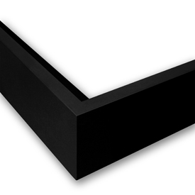 Canvas Black frame