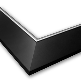 Allegro Silver Wide frame