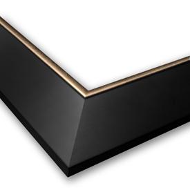 Allegro Bronze Wide frame