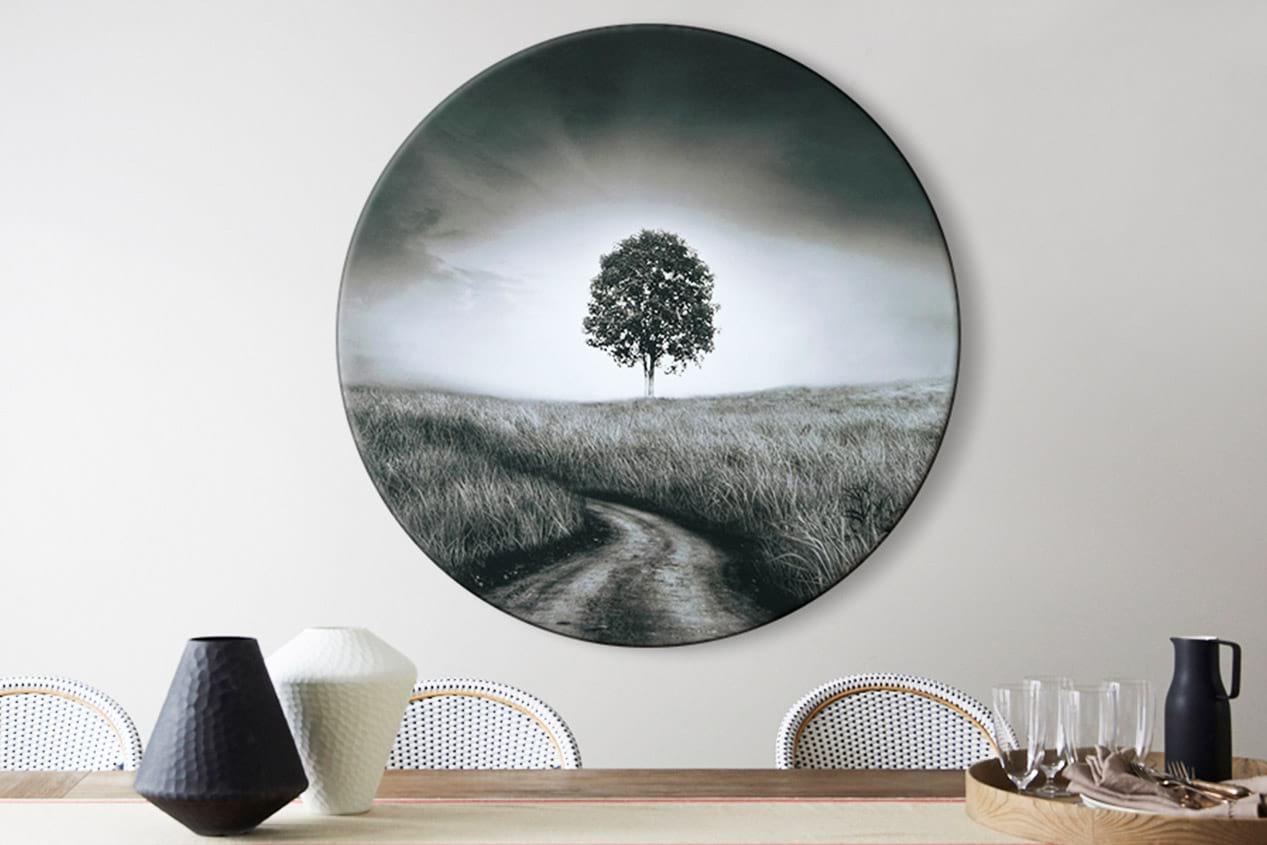 Circular Wall Art