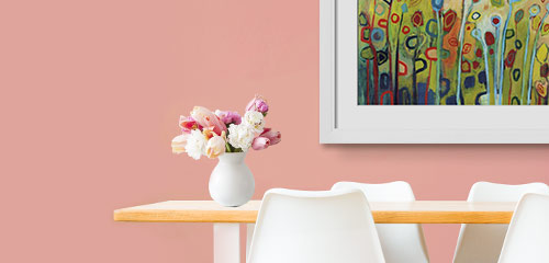 Dining Room Decorating Ideas: Wall Art For Every Dining Room Color