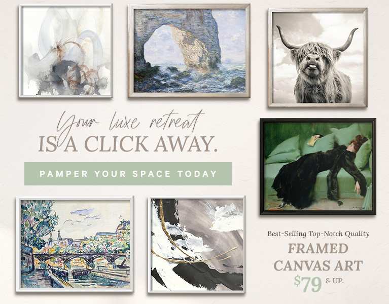 Art Com Wall Art Framed Prints Canvas Paintings Decorative Artwork For Sale Online