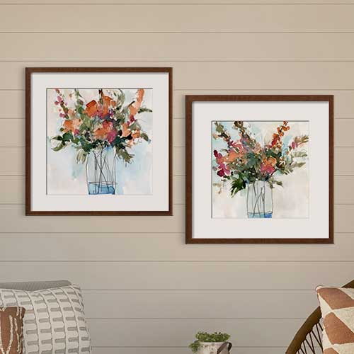 Framed Art Sets at $118 & Up