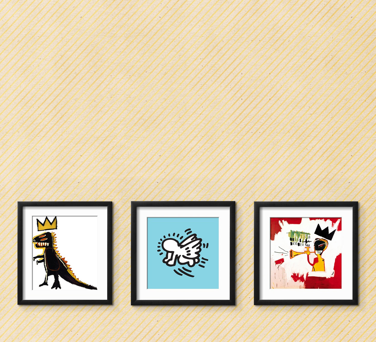 $49.99 + Free Shipping. For a limited time. Gift of the week: Prints by Basquiat and Haring. Shop Now