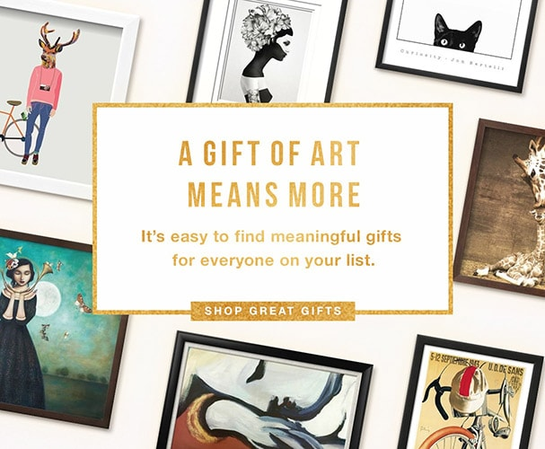 A Gift of Art Means More. It's easy to find meaningful gifts for everyone on your list. Shop Great Gifts