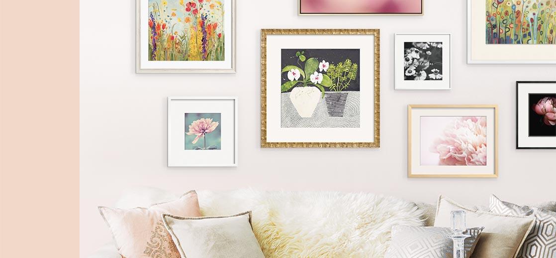 Framed art for living room home design plan for Framed artwork for living room