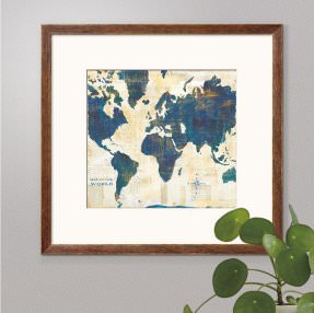 Maps maps canvas canvas art gallery