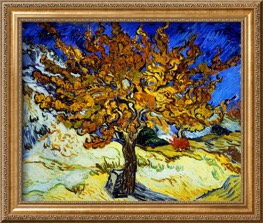 Vincent Van Gogh, Mulberry Tree