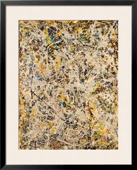 Jackson Pollock, No.9
