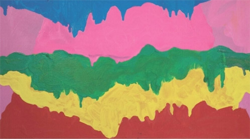 A collection of canvas editions made by some of today's most acclaimed contemporary artists.