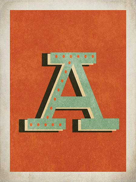 typography & symbols